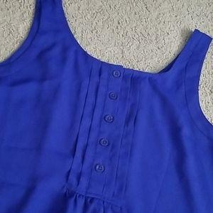 Beautiful XS Ann Taylor Dress Tank; Make An Offer!